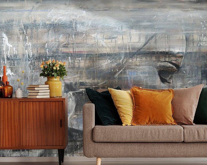 Sfeerimpressie behang: Angie van Atelier Paint-Ing