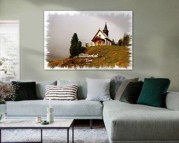 Kapelle im Zillertal sur hako photo