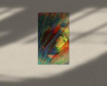 Abstraktion-1011 von Peter Norden