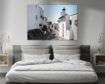 street in old miradouro van Compuinfoto .