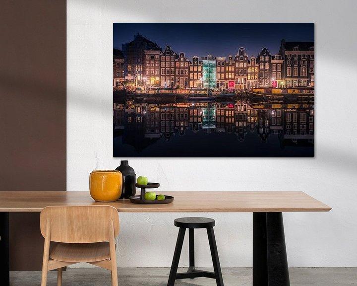 Sfeerimpressie: Amsterdam Mirror van Michiel Buijse