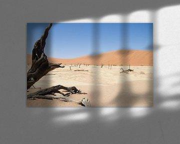 Deadvlei Namibië van Maurits Kuiper