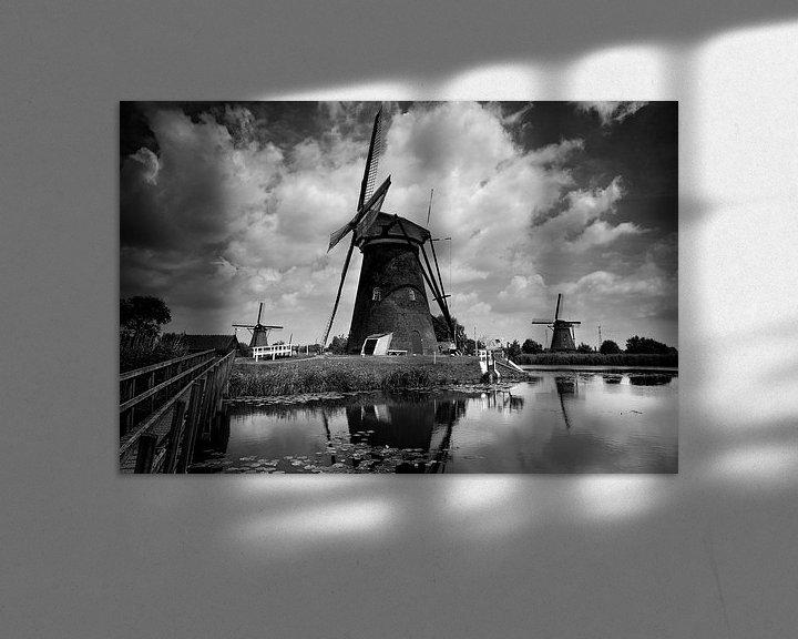 Beispiel: Dutch windmill von Ab Wubben
