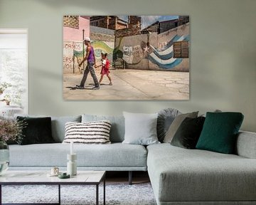 Santiago de Cuba, Viva Castro van Frank Laurens