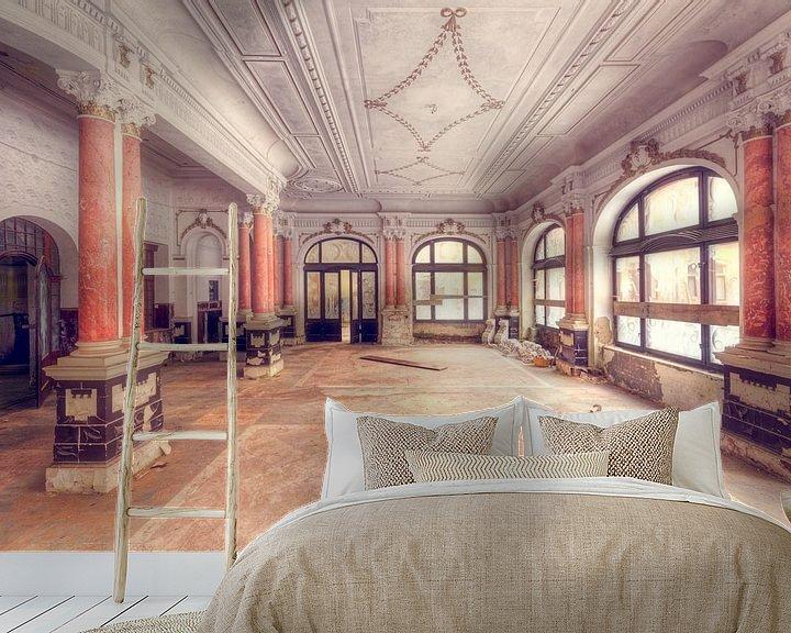 Sfeerimpressie behang: Grand Hotel van Roman Robroek