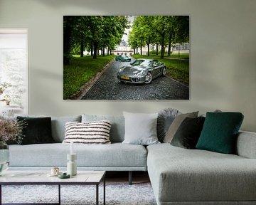 The Driveway, Lotus & Porsche von Sytse Dijkstra