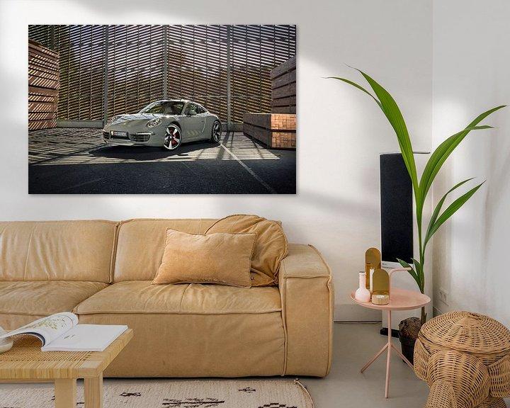 Sfeerimpressie: 50 Anniversary Porsche 911 van Sytse Dijkstra