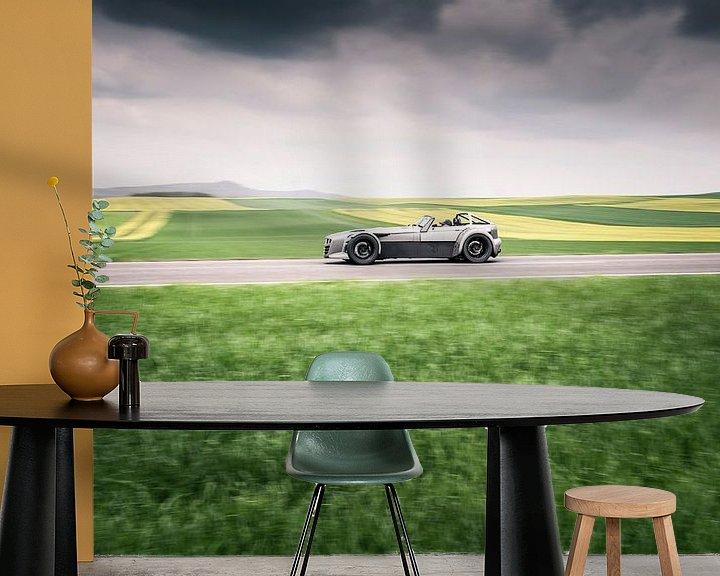Sfeerimpressie behang: Warp Speed van Sytse Dijkstra
