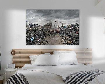 fietsen von Willem  Overkleeft