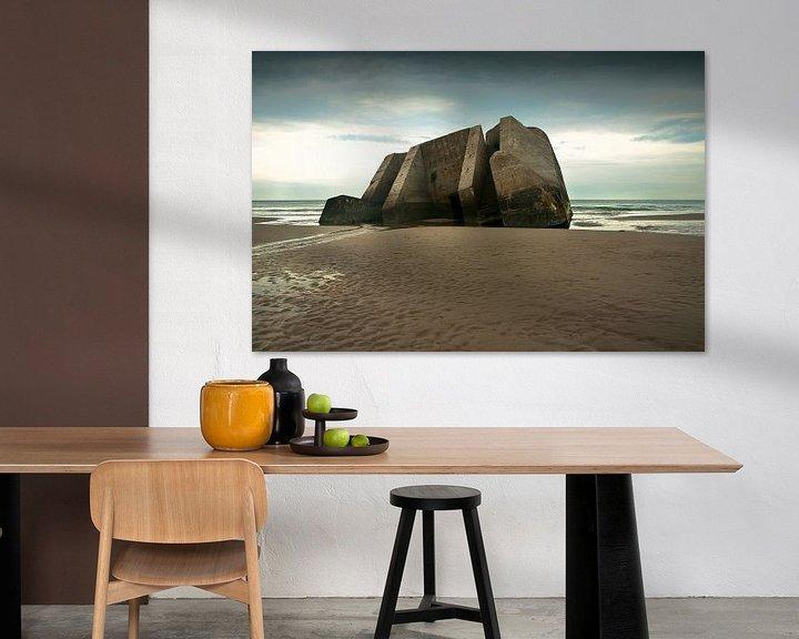 Impression: Le bunker. sur Sonja Pixels