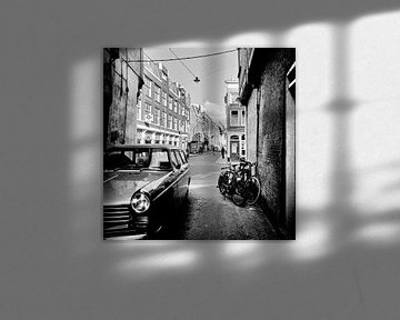 Die Voorstraat von Dordrecht von Dordrecht van Vroeger