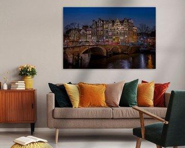 Brouwersgracht Amsterdam van Martin Bredewold
