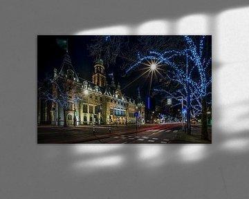 Het Stadhuis van Rotterdam van MS Fotografie | Marc van der Stelt