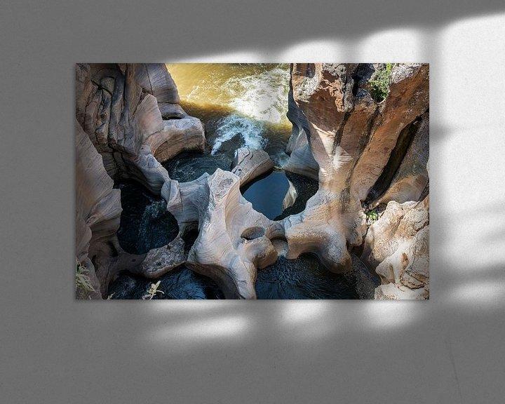 Sfeerimpressie: blyde river with the bourkes pothles van Compuinfoto .