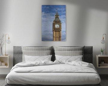 London ...Big Ben V von Meleah Fotografie