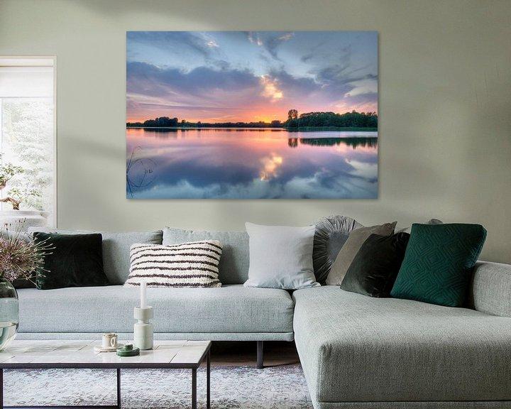 Sfeerimpressie: Serene rust van Pieter Navis