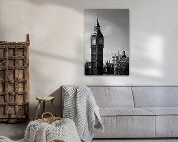 London ... Big Ben I van Meleah Fotografie