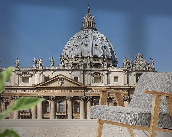 Sfeerimpressie behang: Rome ... eternal city X van Meleah Fotografie