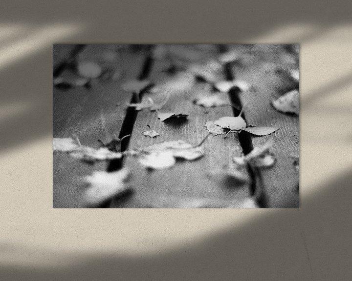 Sfeerimpressie: Herfst  van Geertruida van der Ploeg