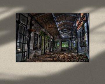 Factory van Peter Oudenes