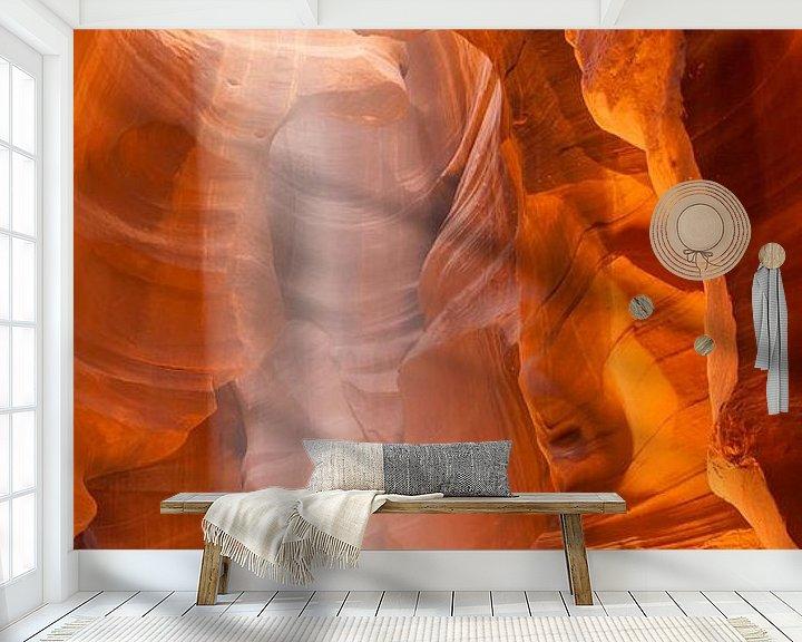 Impression: Beautiful Antelope Canyon | Panorama sur Melanie Viola