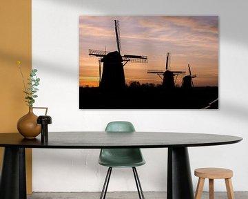 Drie molens, Stompwijk