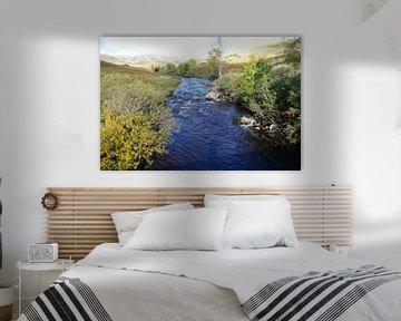 Schots riviertje van Peter Polling