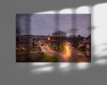 De avond valt over Simpelveld 2 von John Kreukniet