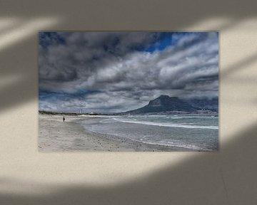 Kaapstad, de Tafelberg van Tilly Meijer