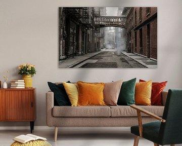 Staple Street with Skybridge