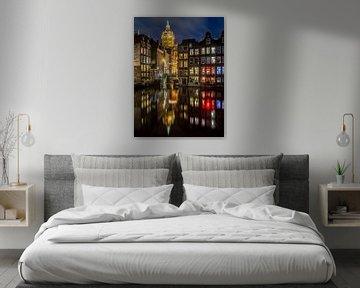 De lichtjes van Amsterdam van Henri van Avezaath
