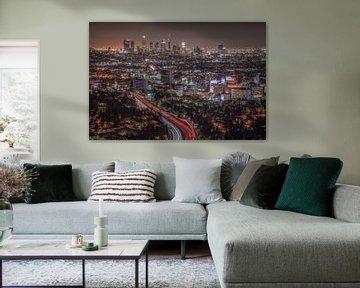 Los Angeles sur Photo Wall Decoration
