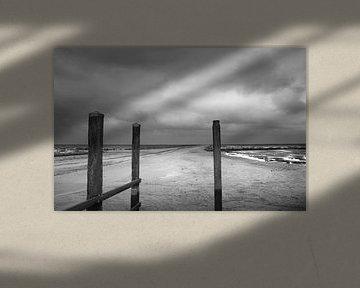 De haven van Noordpolderzijl van Bo Scheeringa Photography