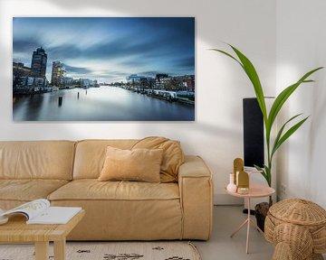 Blue Amsterdam van Splash Gallery