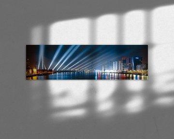 Panorama Nouvelle célébration Année Erasmus Pont