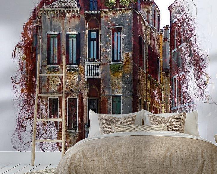 Beispiel fototapete: Venice in mind von Gabi Hampe