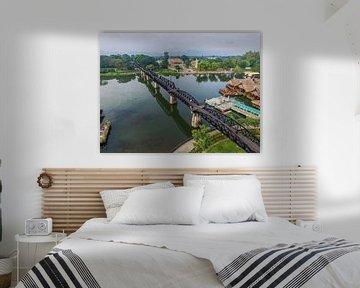 The Bridge over the river Kwai van Ben van Boom