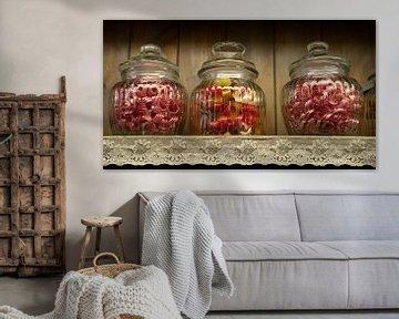 Grandma's Candy Jars