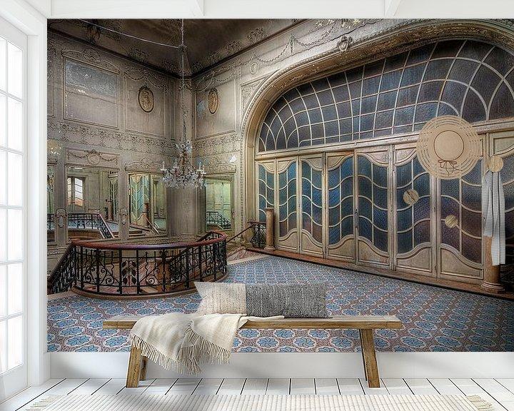 Sfeerimpressie behang: De laatste voorstelling van Truus Nijland