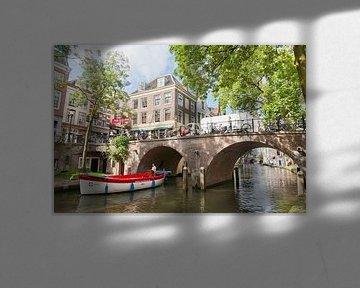 Stadsgracht te Utrecht von Ben van Boom