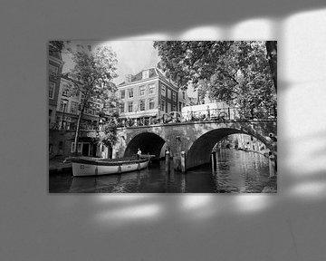 De Oude Gracht te Utrecht von Ben van Boom