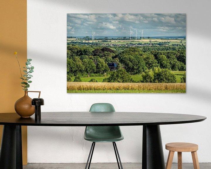 Sfeerimpressie: Panorama dorpje Bocholtz van John Kreukniet