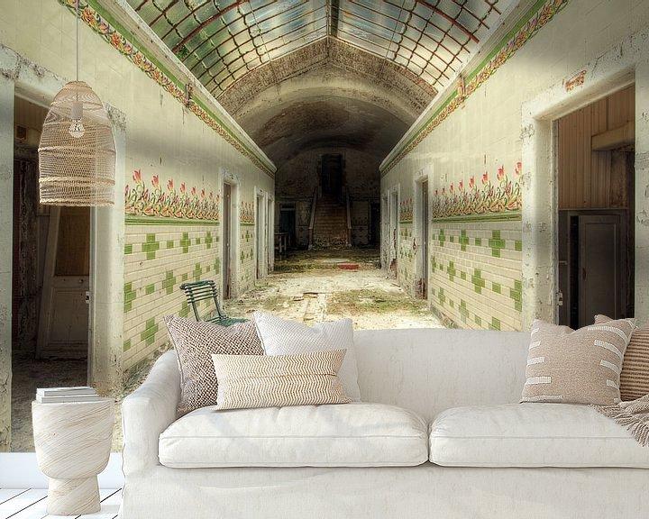 Beispiel fototapete: The timeless hotel von Daan Feenstra