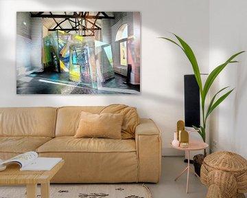 Colour & Glass art van Ruud Laurens