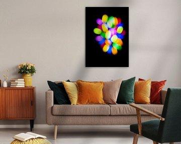 Farben kunst von Orhan Sahin