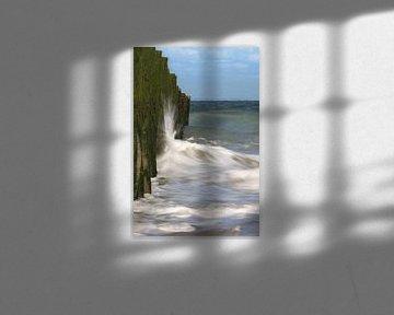 Breaking the waves  van Cathy Php