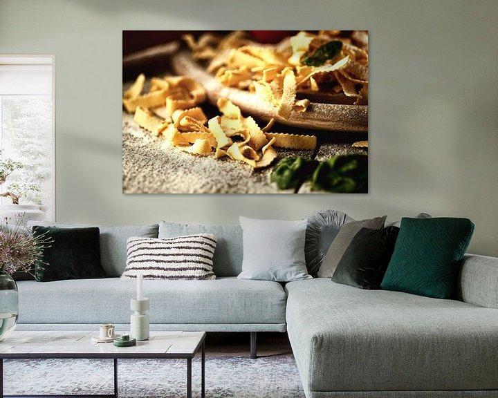 Sfeerimpressie: Italiaanse pasta plezier van Tanja Riedel