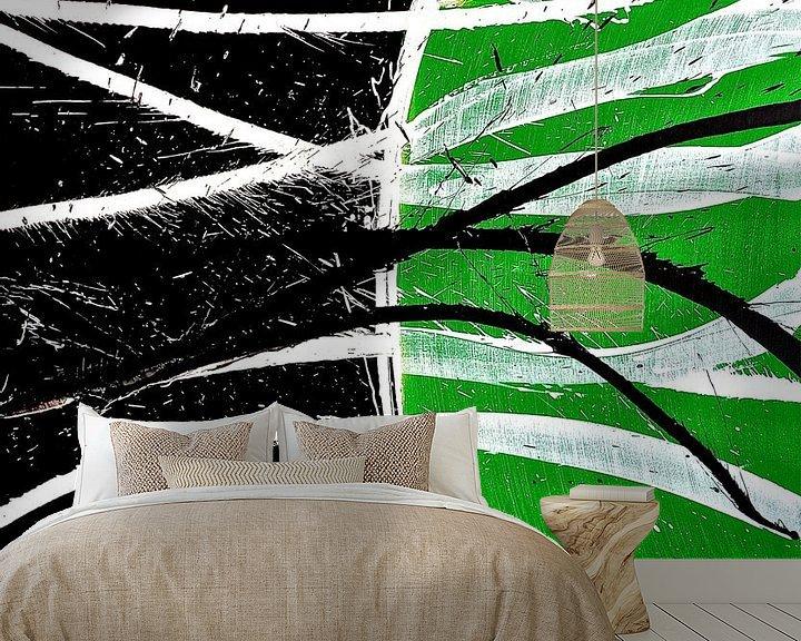 Impression: Between the green lines sur Rob van Heertum