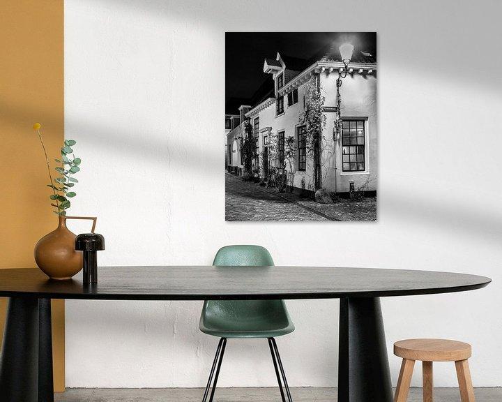 Sfeerimpressie: Hometown Nocturnal # 9  van Frank Hoogeboom