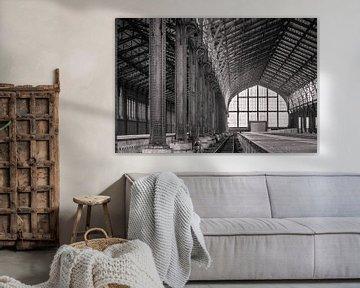 Abondoned warehouse von Stefan Dhondt